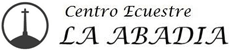 Centro Ecuestre La Abadía de Guadarrama Logo