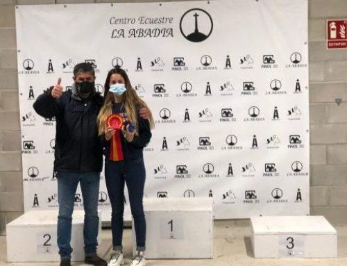 Paloma Canales debuta en Gran Premio con Cronos